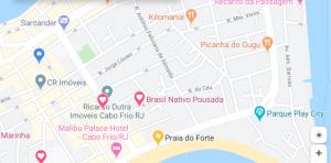 Localização Cabo Frio/RJ