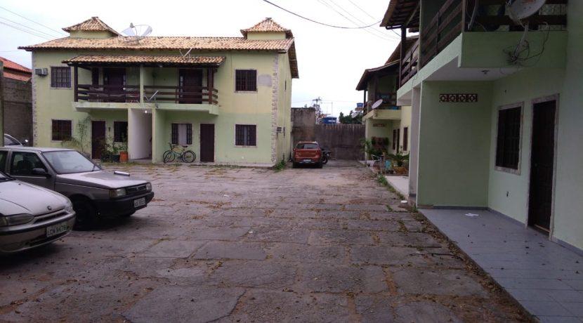 entrada do condominio