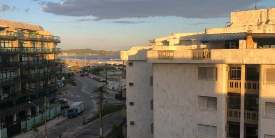 Cobertura 4 qts (suite) – Vista parcial Praia do Forte