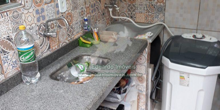 cozinha com area serv